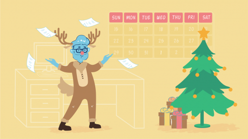 12 Days of Christmas using 3 VLs