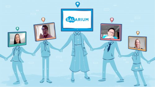"""We put the """"Certain"""" in """"Uncertainty"""": Salarium keeps employees together as they work apart during the COVID-19 lockdown"""